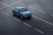 Volvo C40 Recharge: el nuevo coche eléctrico de Volvo es un SUV coupé con 420 km de autonomía