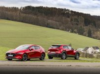 2021 Mazda3 And Cx 30 01