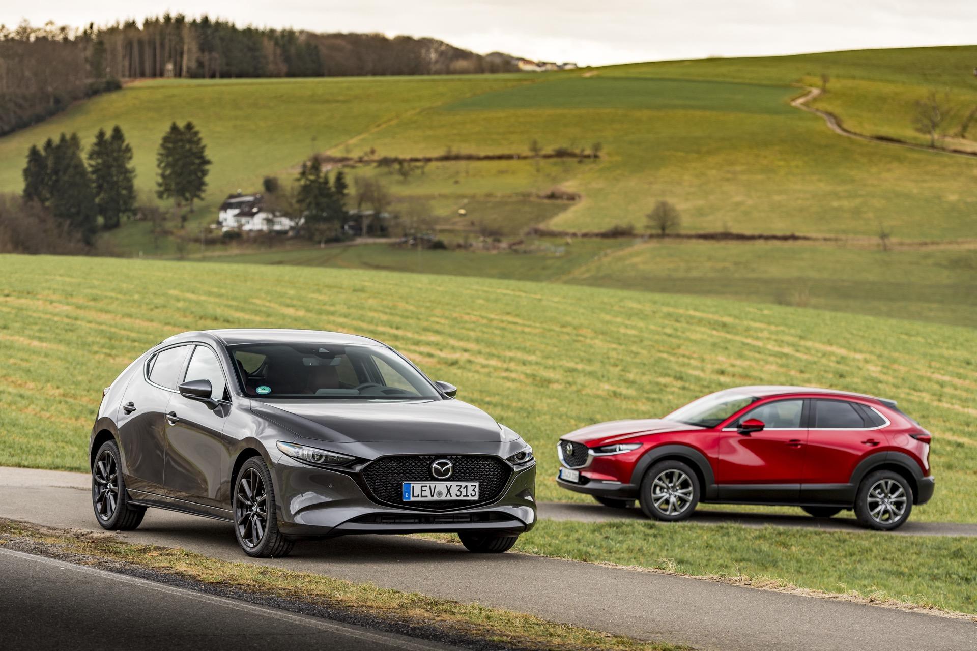 2021 Mazda3 And Cx 30 03