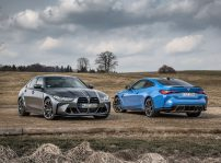 Bmw M3 Competition M4 Competition Coupe Xdrive (1)