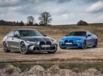 Bmw M3 Competition M4 Competition Coupe Xdrive (2)