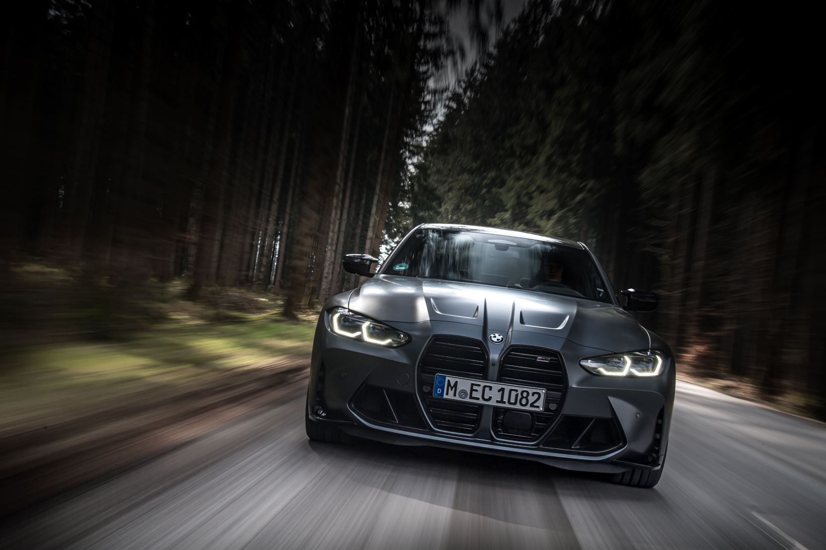 Bmw M3 Competition Xdrive (1)
