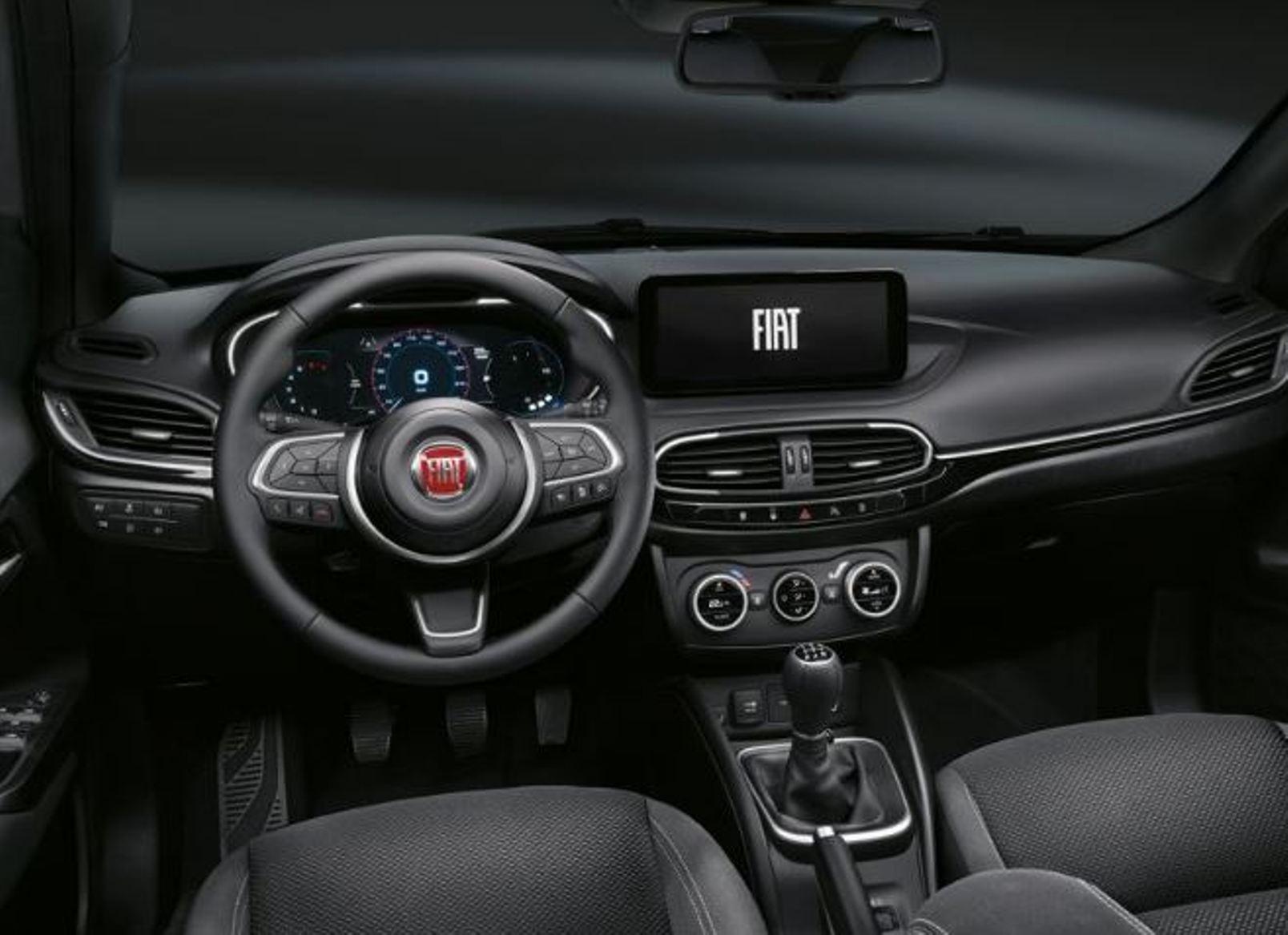 Fiat Tipo City Cross 2021 (4)