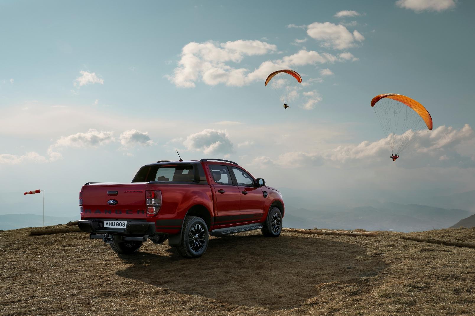 Ford Ranger Stormtrak 2021 (3)