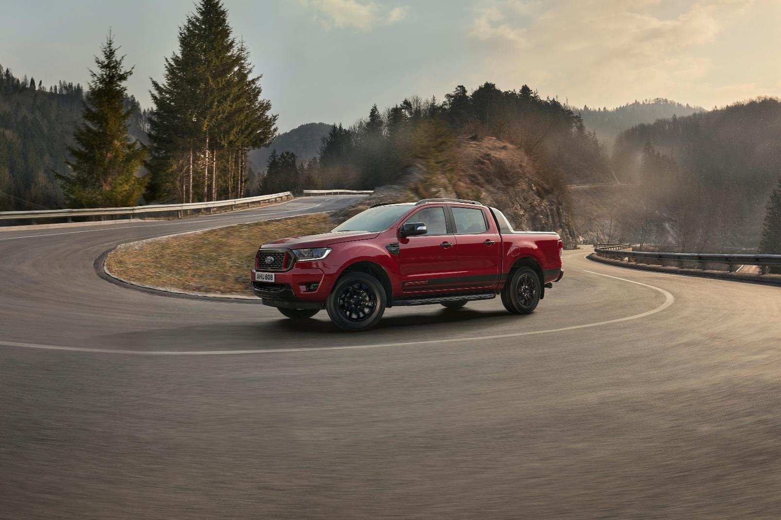 Ford Ranger Stormtrak 2021 (4)