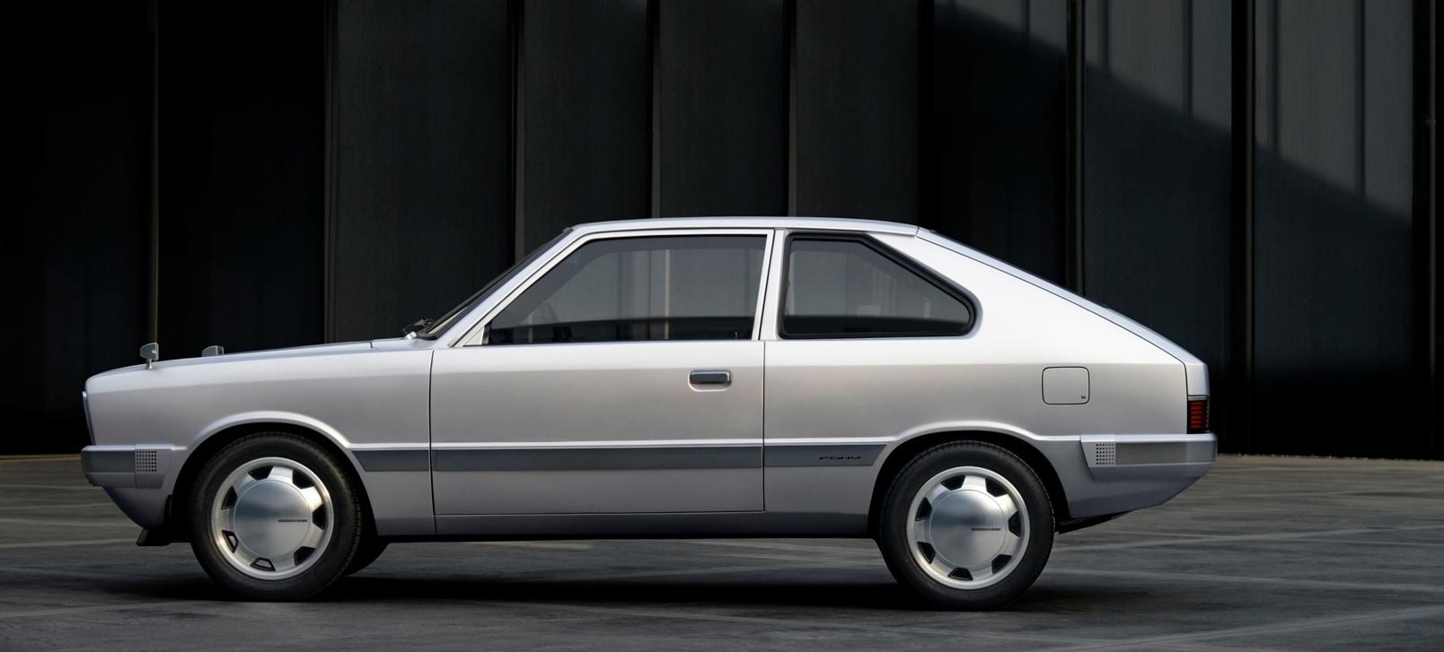 Hyundai Heritage Series Pony (12)