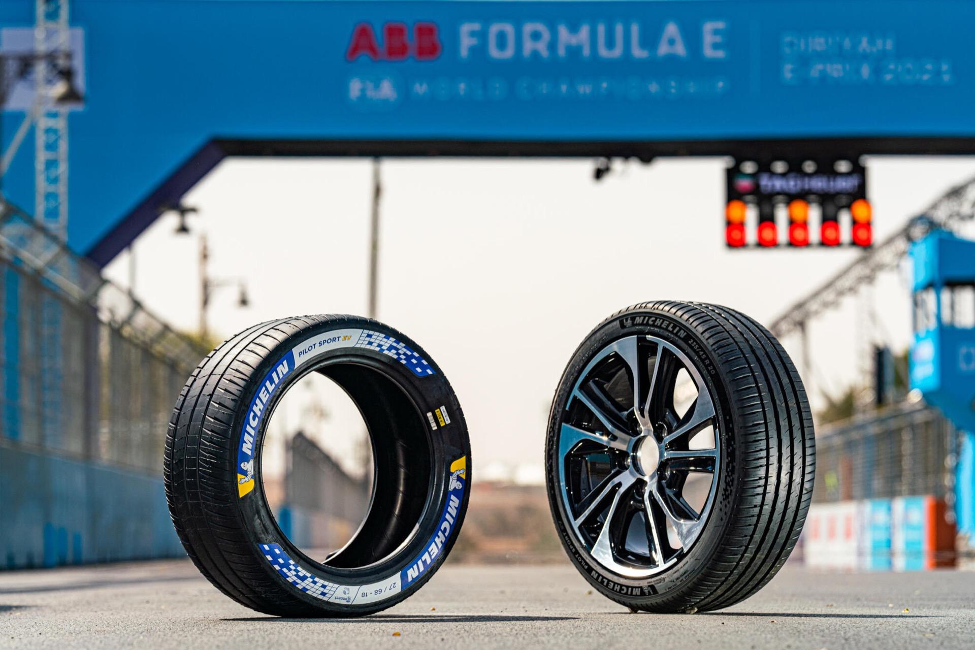 Michelin Pilot Sport Ev 17