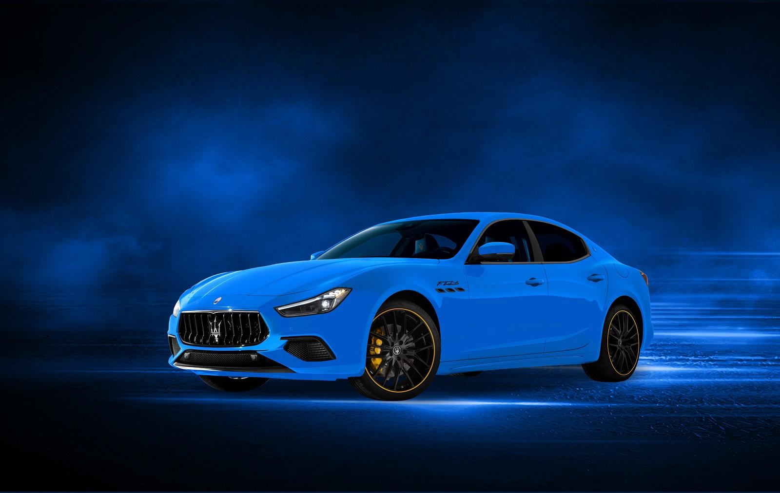 Maserati Ftributo Ghibli