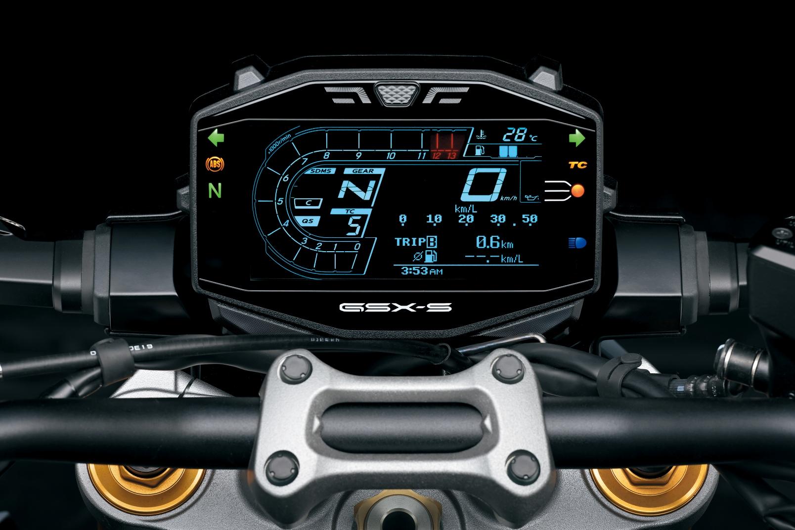 Suzuki Gsx S 1000 2021 (26)