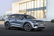 El Audi Q4 e-tron ya es una realidad, pero ¿a qué rivales se enfrenta?