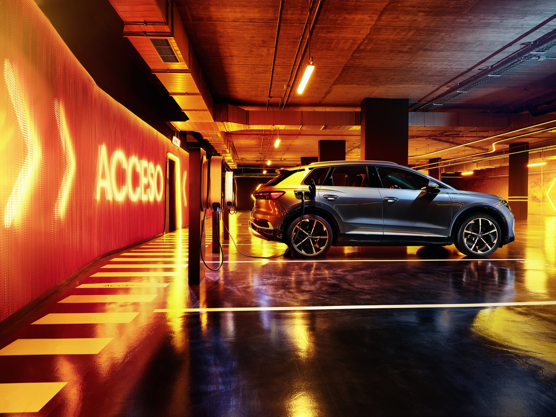 Audi Q4 50 E Tron Quattro