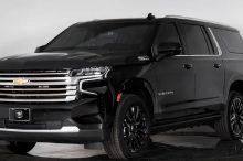 Un Chevrolet Suburban blindado, la última propuesta de Inkas