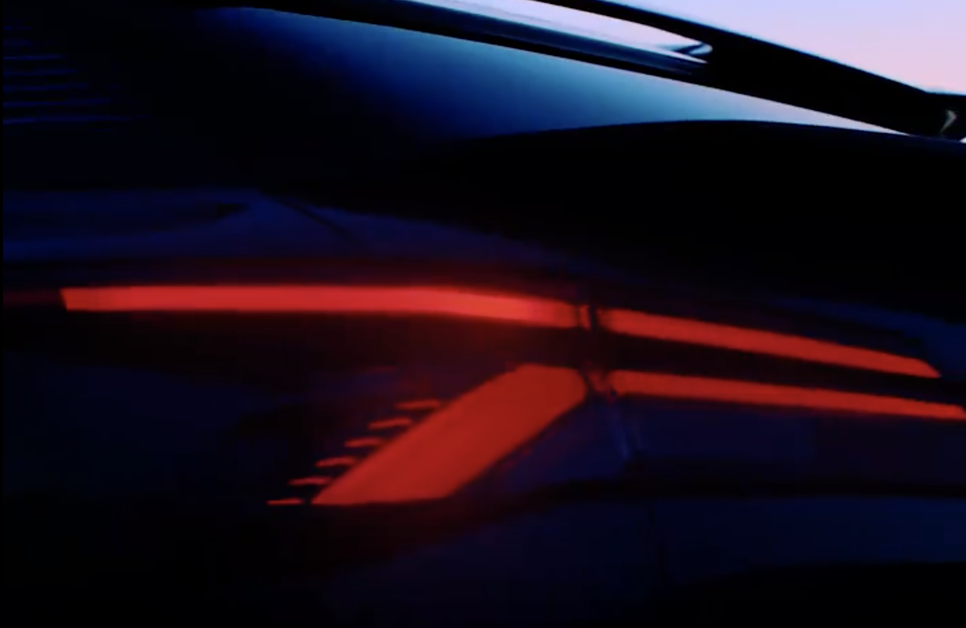 Citroen C5 2021 Teaser 1