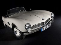 Elvis Bmw 507 08 201 Parrilla