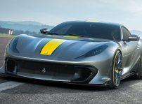 Ferrari 812 Vs 4