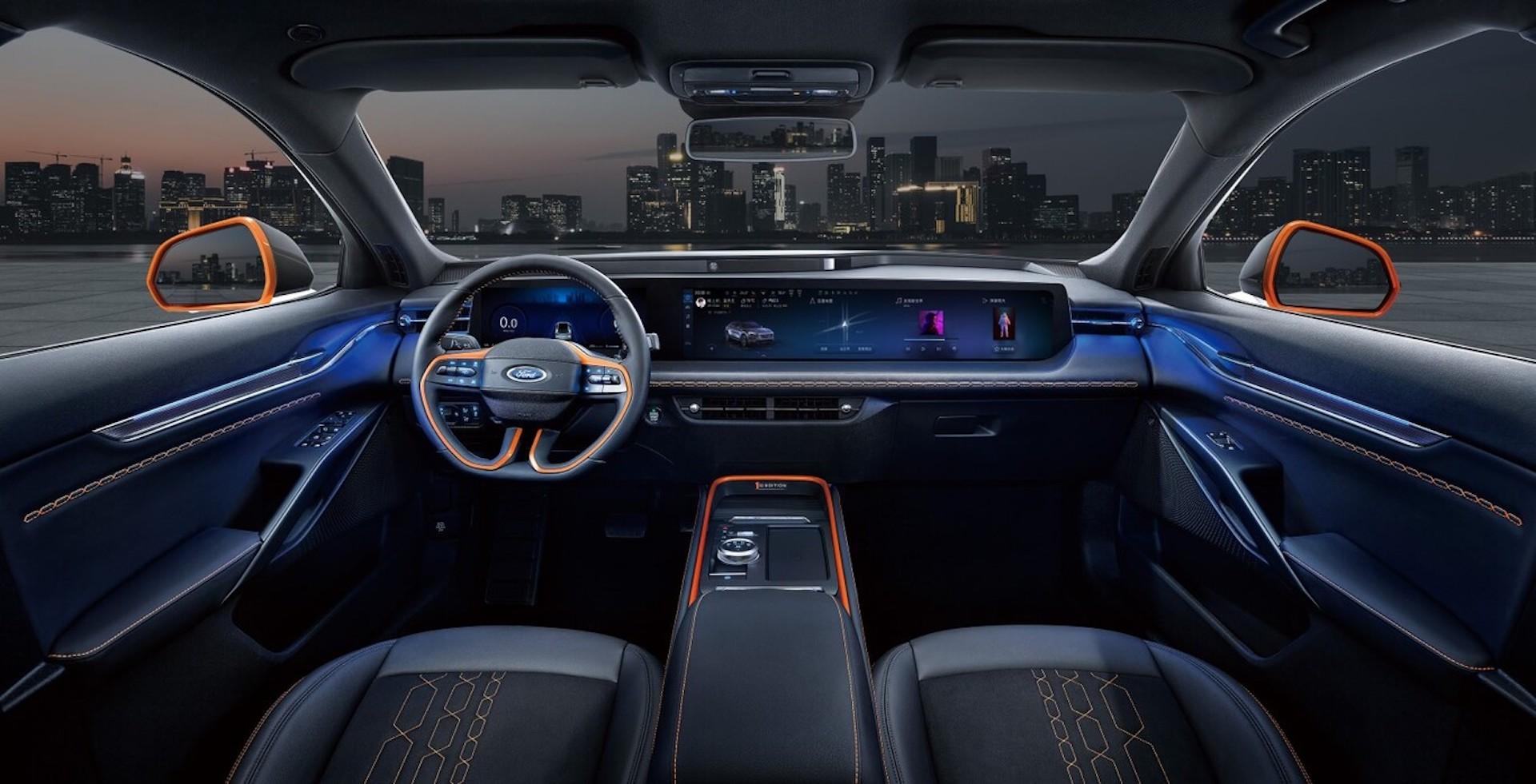 Ford Evos 2021 2