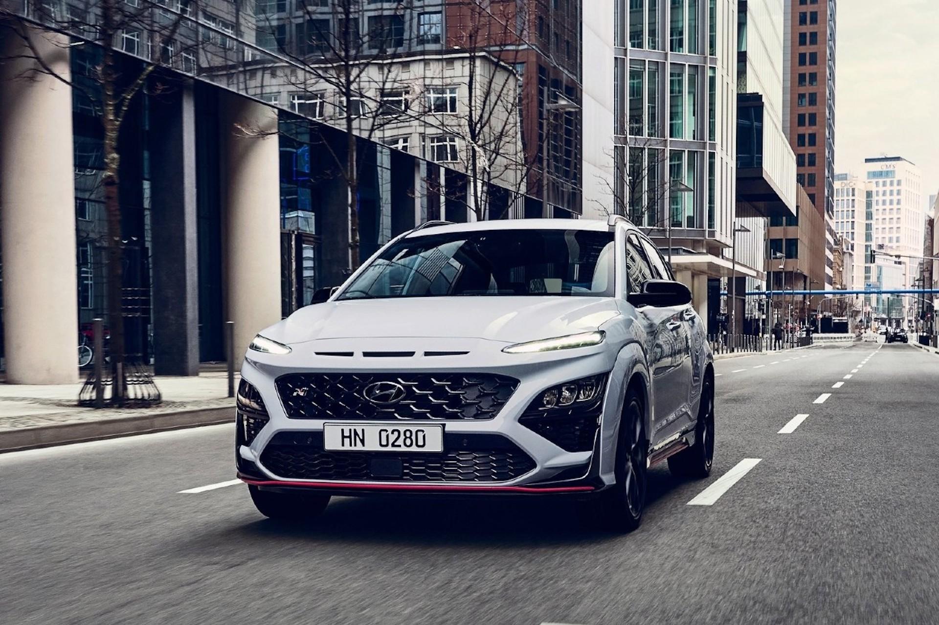 Hyundai Kona N 2021 3