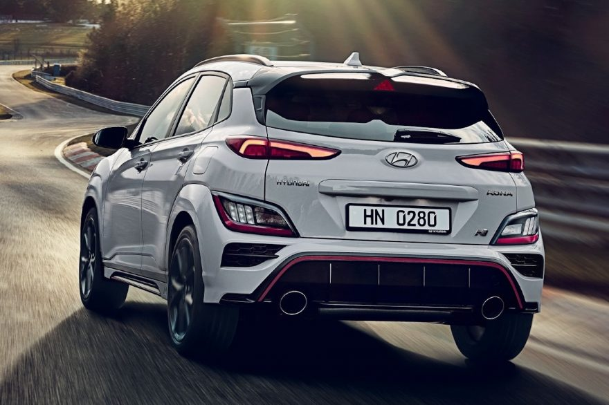 Hyundai Kona N 2021 6