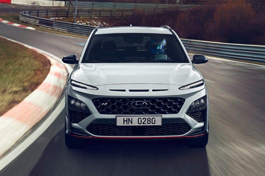 Hyundai Kona N 2021 7