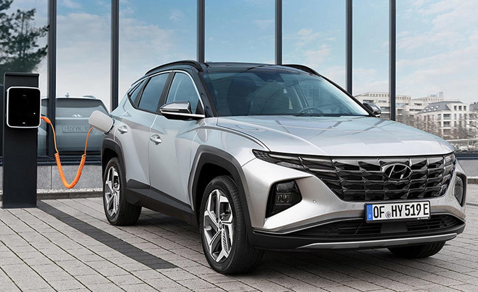 Hyundai Tucson Plug In Hybrid Espana