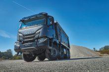 Iveco T-Way, el camión todoterreno para transporte pesado