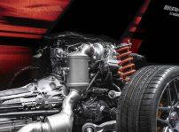 Mercedes Amg Cuatro Cilindros Hibrido 2