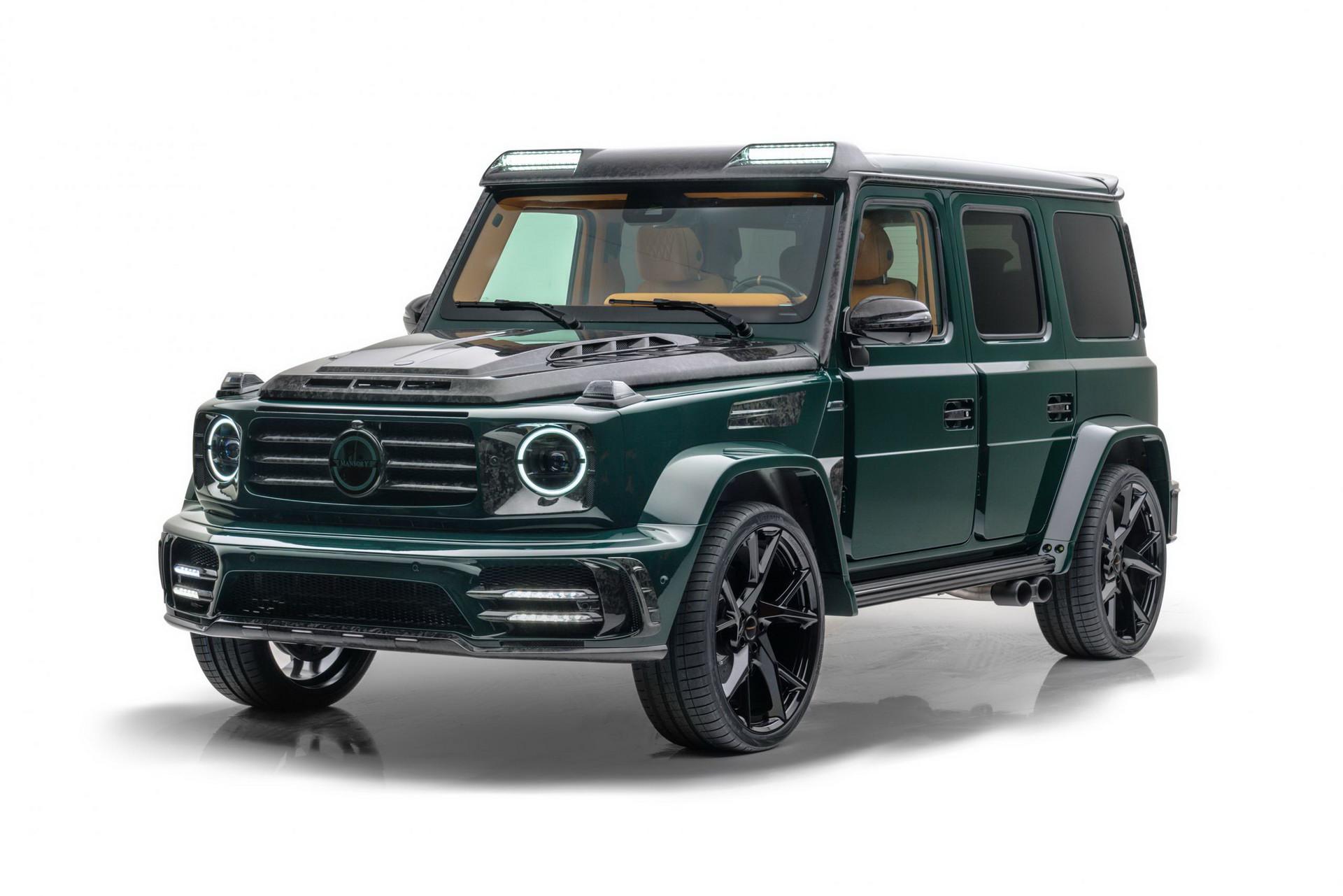 Mercedes Amg G 63 Gronos 2021 (2)