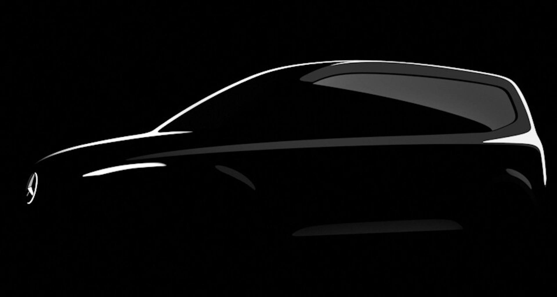 Mercedes Benz Eqt Concept Teaser 2