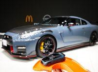 Nissan Gt R Especial Mcdonalds (1)