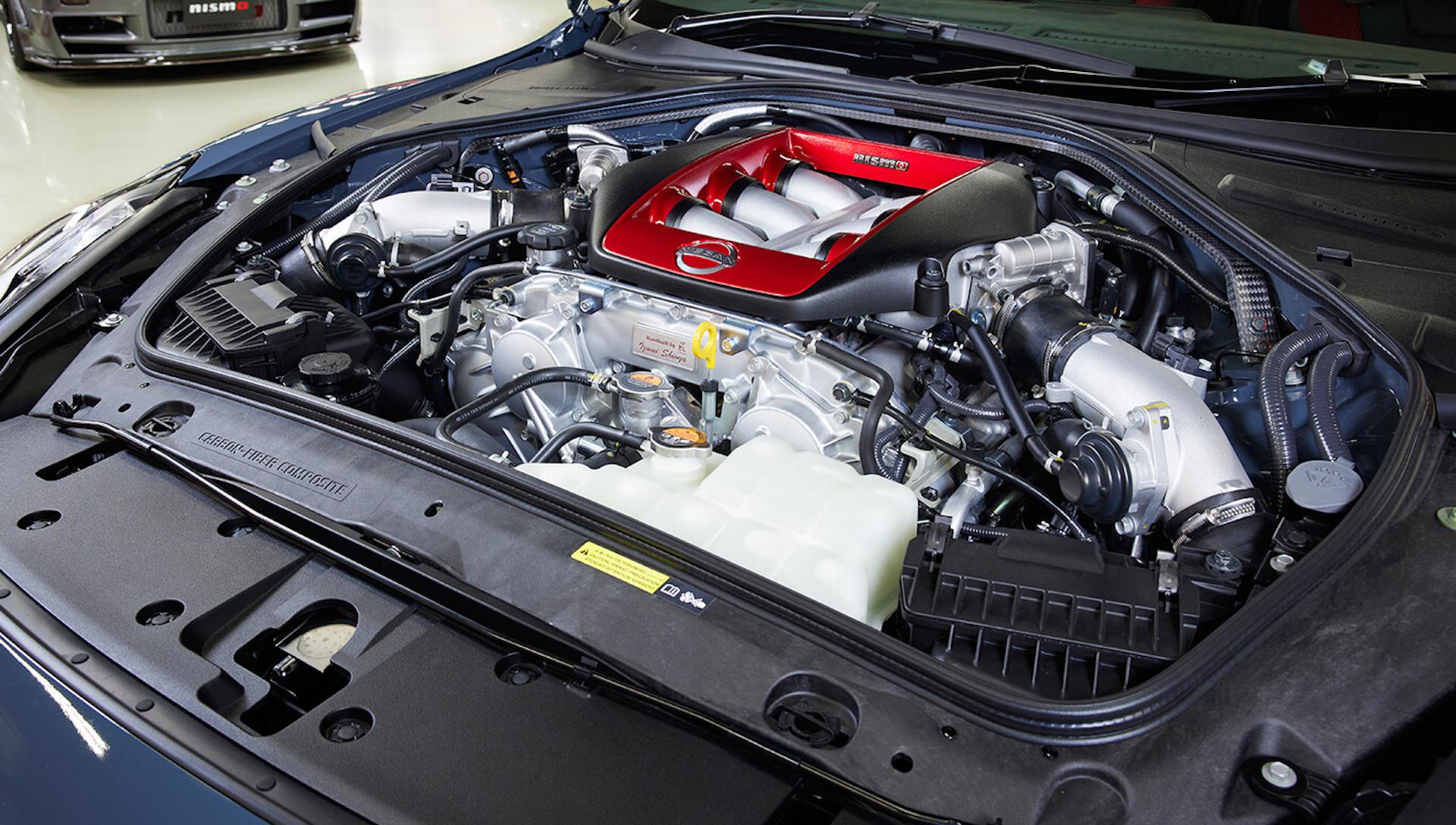 Nissan Gt R Nismo Renovacion 5