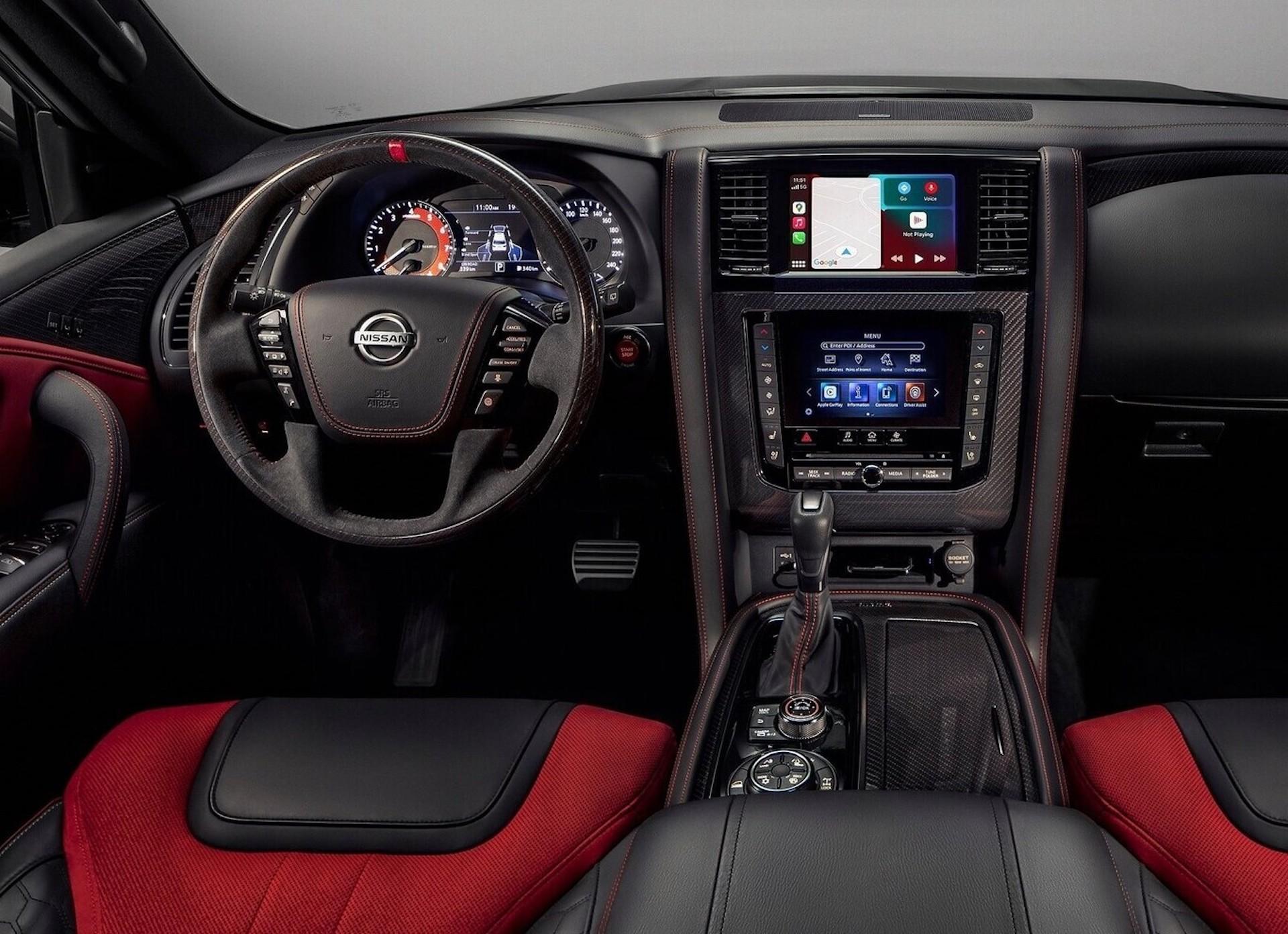 Nissan Patrol Nismo 2021 3