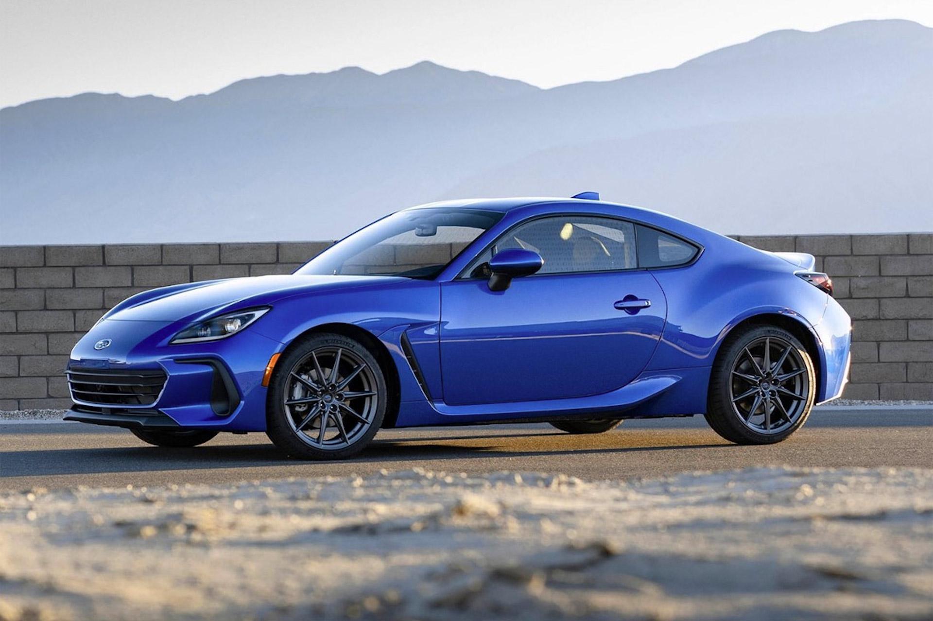 Nuevo Subaru Brz 2021