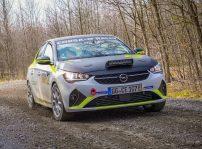 Opel Corsa E Rally