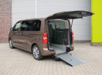 Opel Zafira Life Rollstuhlfahrzeug