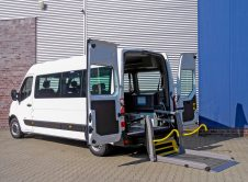 Opel Movano Behinderten Umbau, Rollstuhl