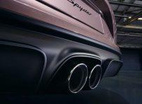Porsche 718 Spyder Motor Cuatro Cilindros 2