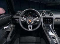 Porsche 718 Spyder Motor Cuatro Cilindros 4