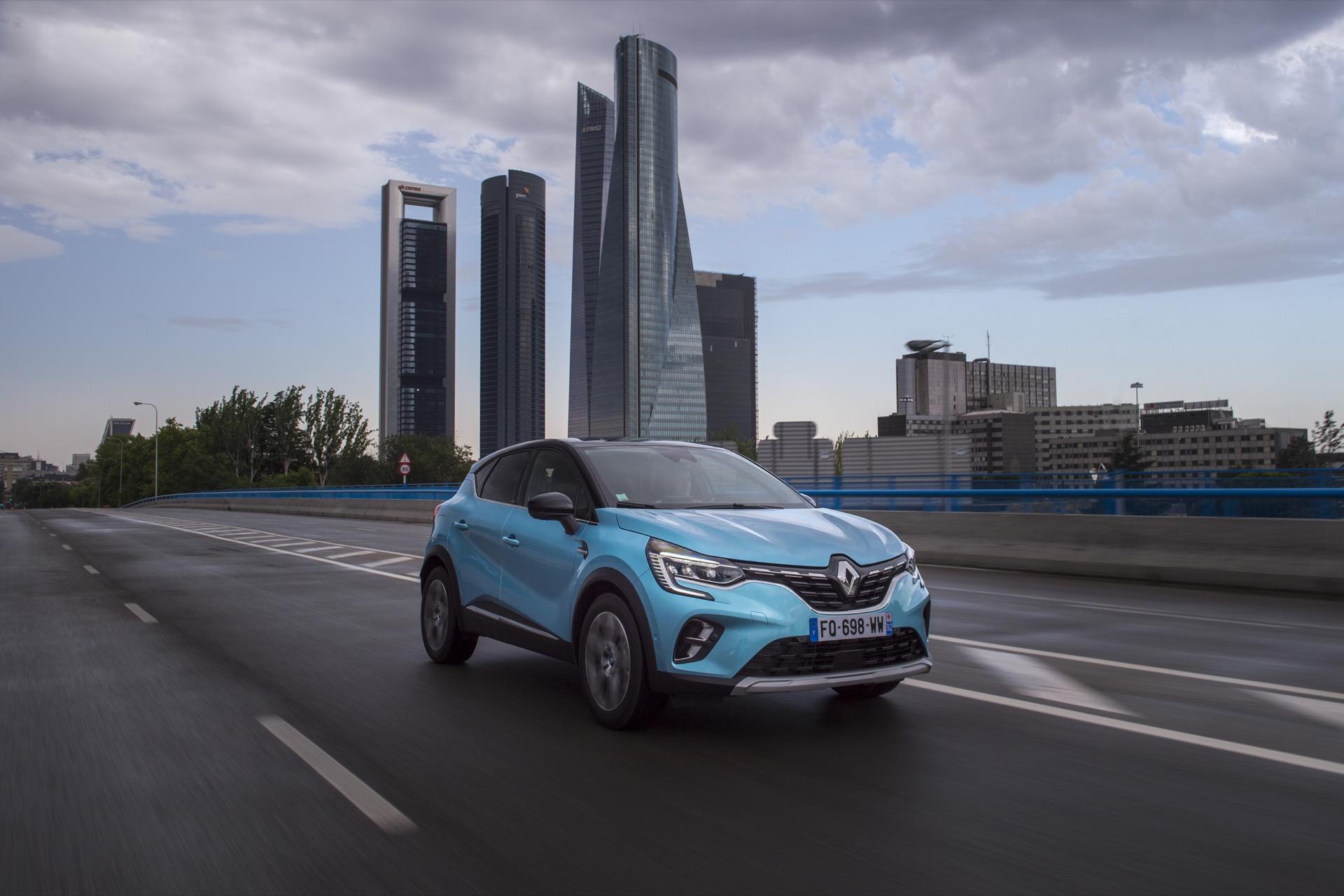 Renault Captur E Tech 1