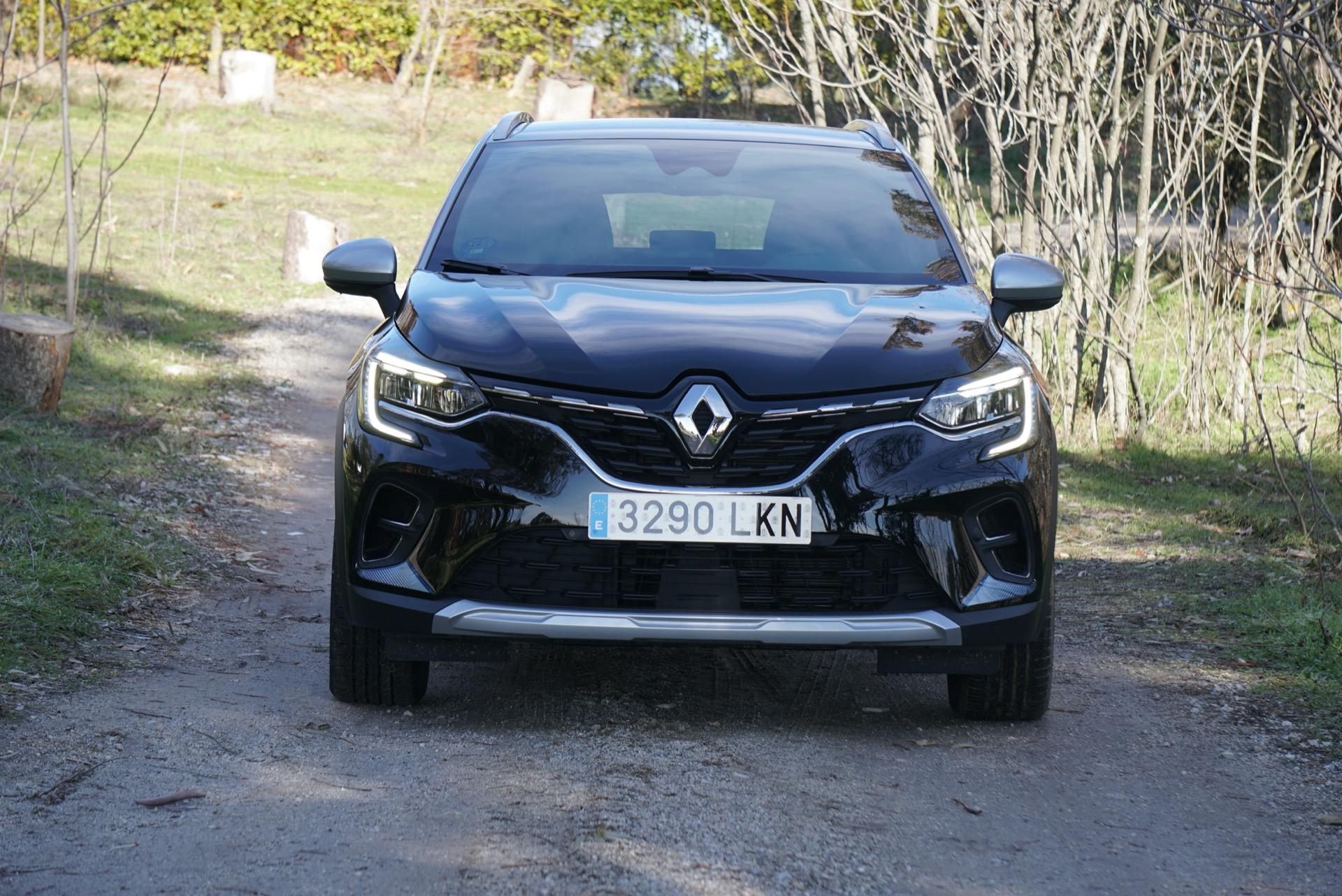 Renault Captur E Tech 10
