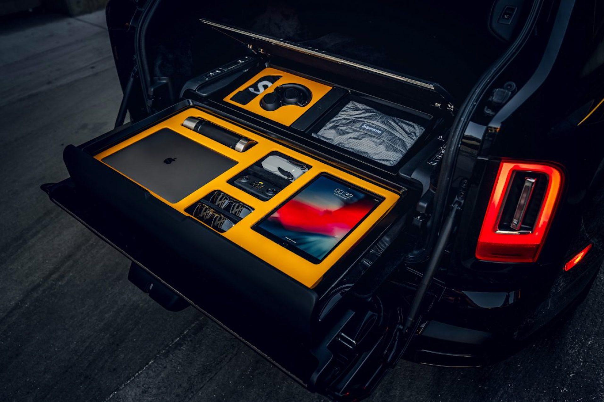 Rolls Royce Cullinan Modulo Personalizable 1