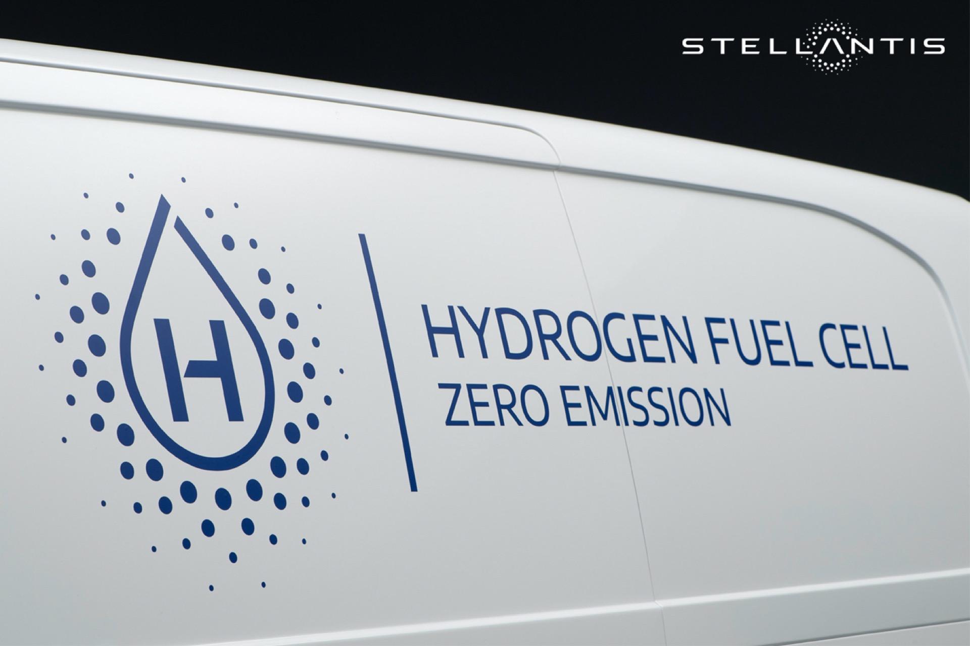 Stellantis Hidrogeno 4