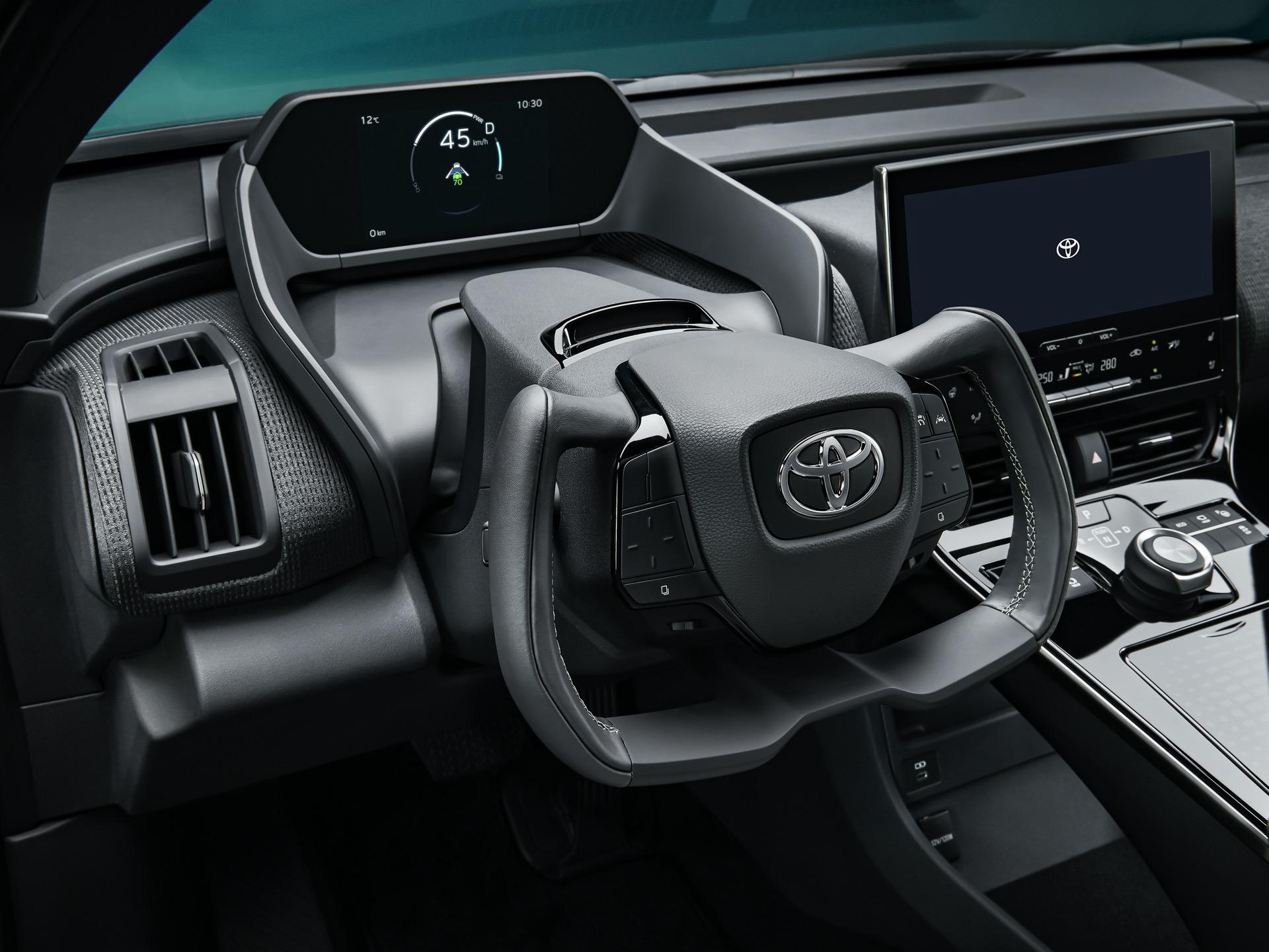Toyota Bz4x 12