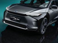 Toyota Bz4x 4