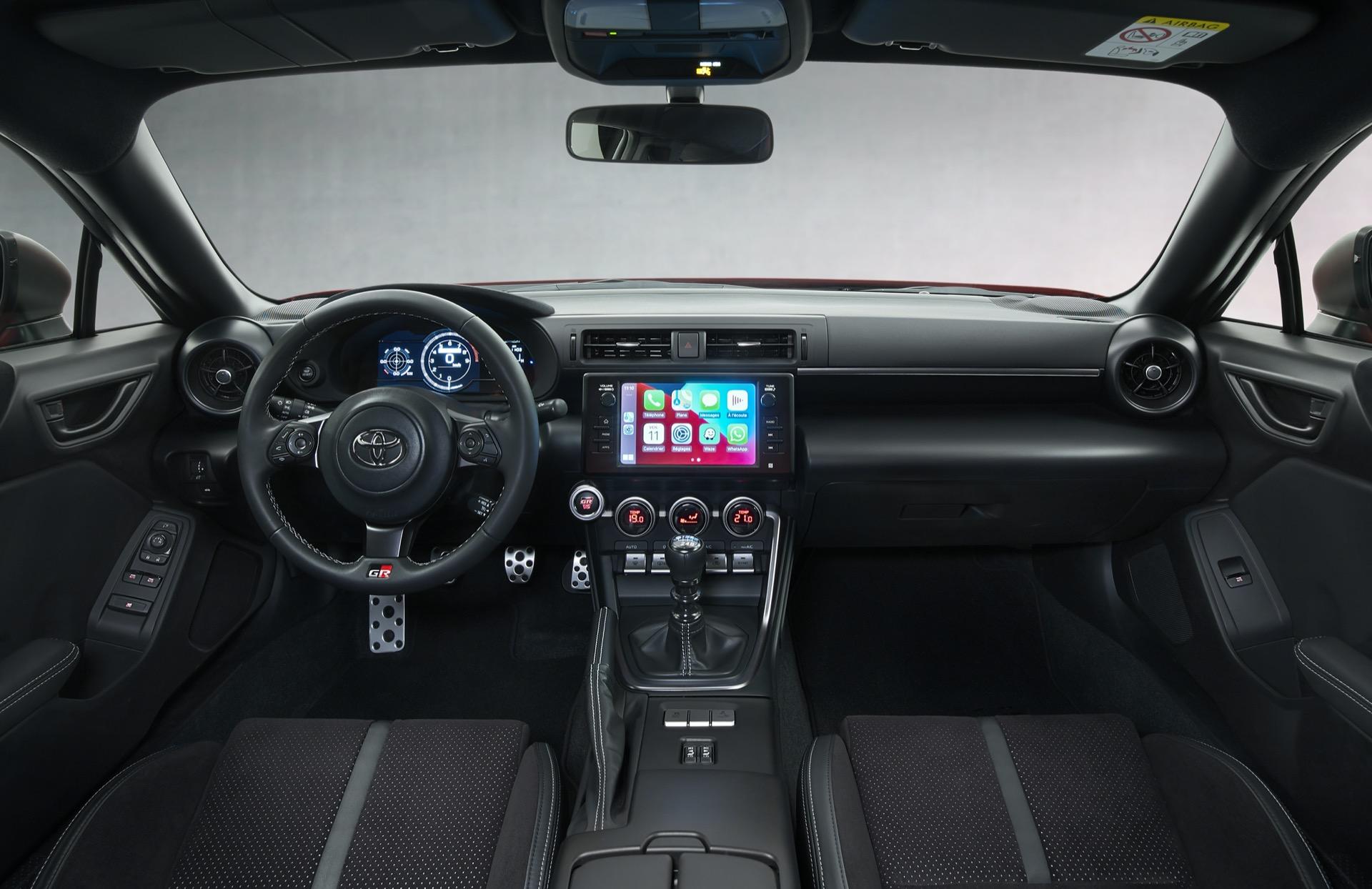 Toyota Gr 86 4
