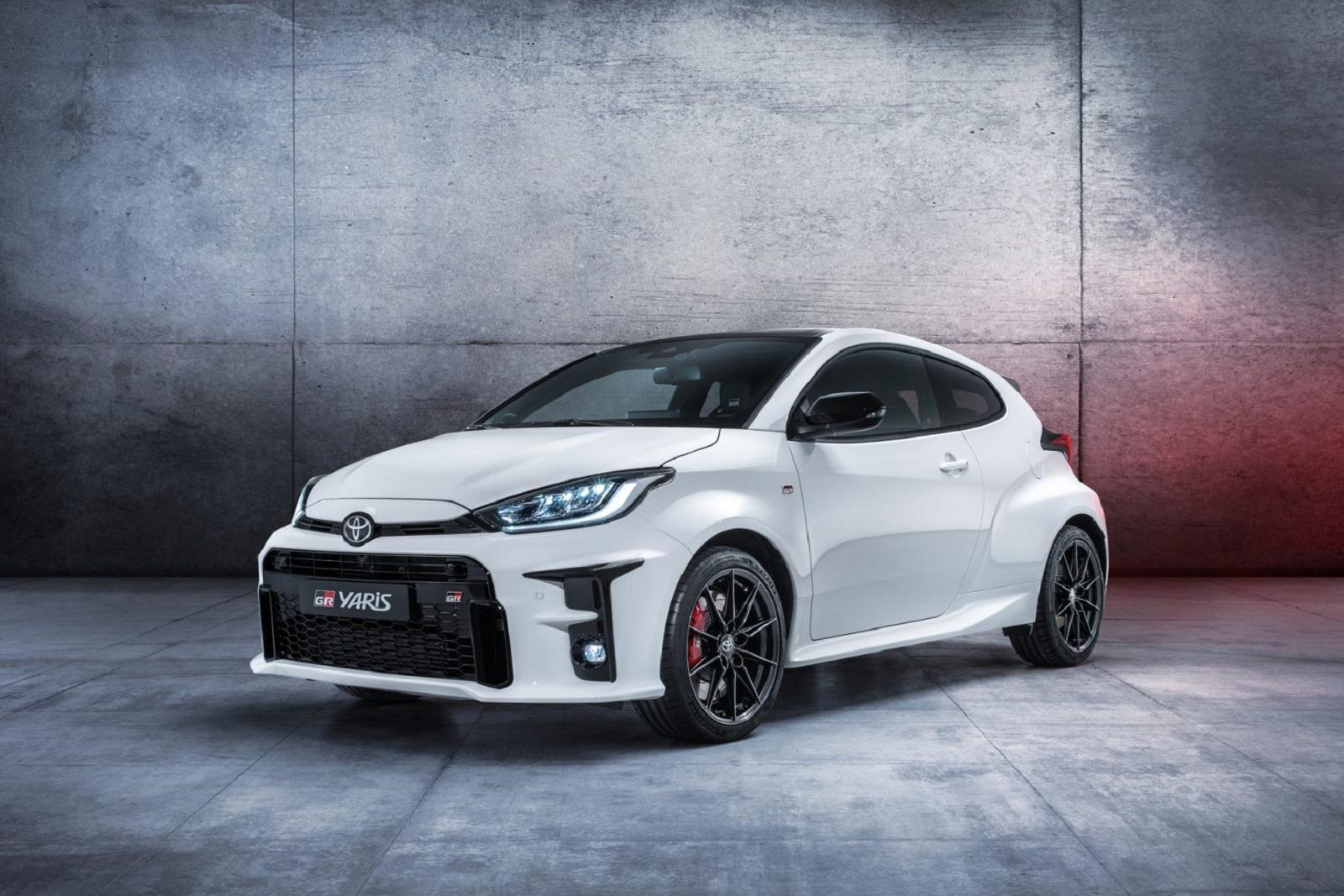Toyota Gr Yaris Hidrogeno (1)