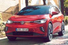 El Volkswagen ID.4 GTX, la versión deportiva del SUV eléctrico, ya está aquí con 299 CV