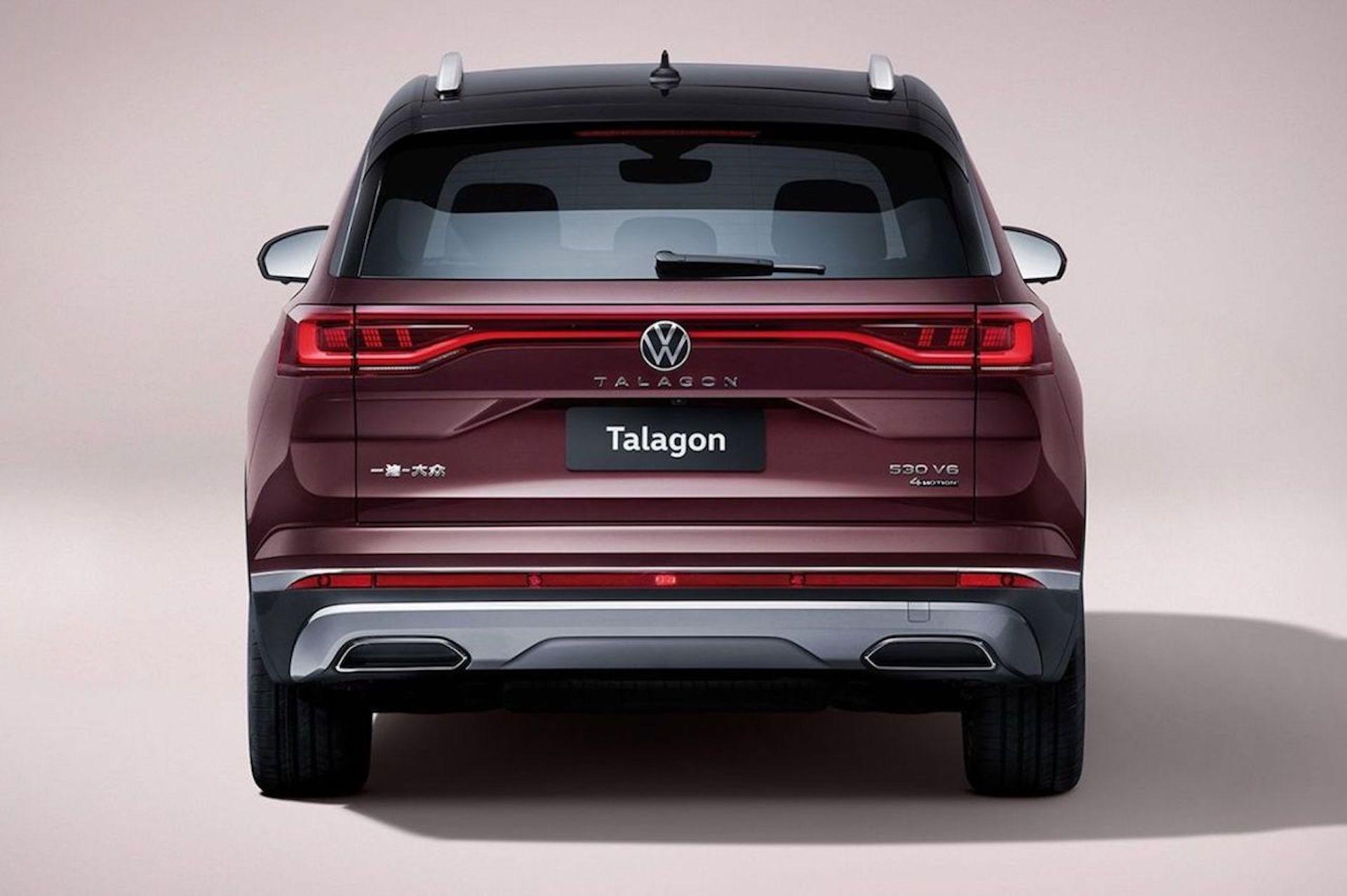 Volkswagen Motor Vr6 China 3