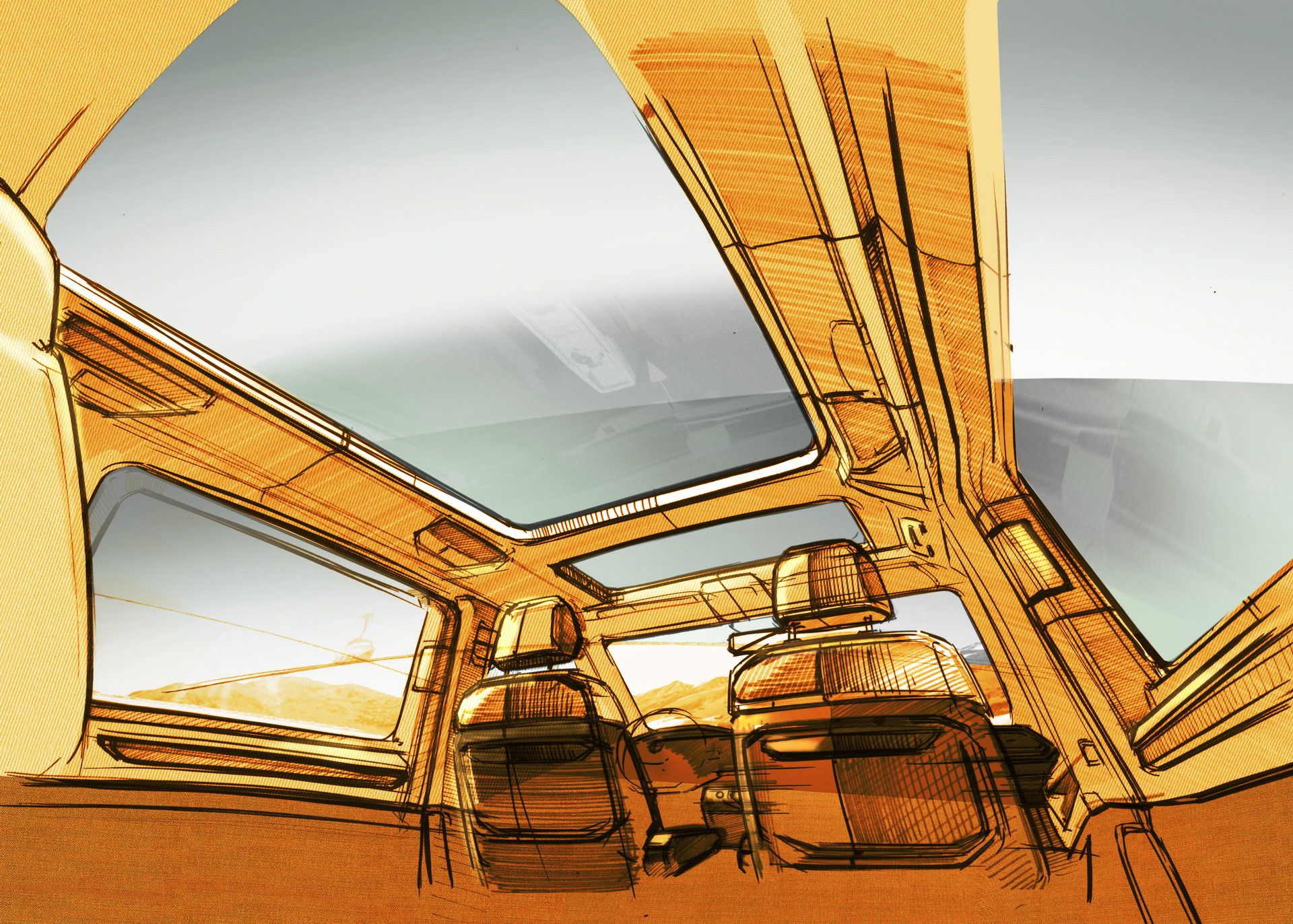2021 Vw T7 Multivan 2