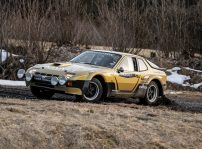 Porsche 924 Carrera GTS Rally Walter Röhrl