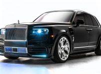 Drake Rolls Royce Cullinan 1